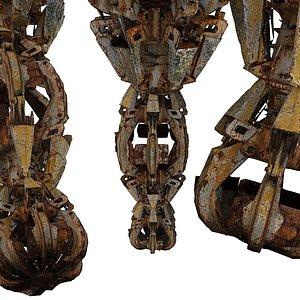 3D Grapple Mechanical 01 04