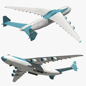 Antonov An225 GT model