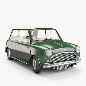 1964 Mini Cooper Austin Morris
