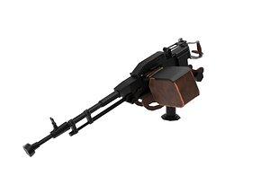 Gun 02 3D model
