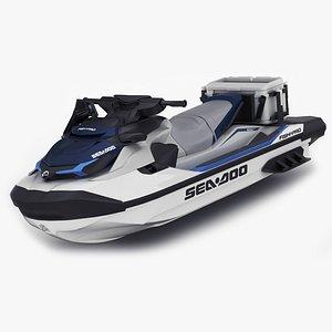 3D SeaDoo FishPro 2021