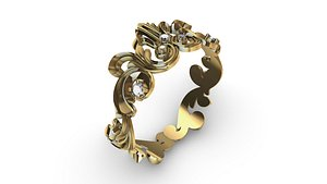 Ring Pattern model