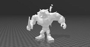 3D DrMundo