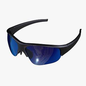 3D sunglasses glasses
