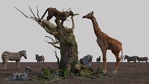animal20210830 3D model