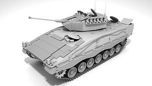 3D IFV ASCOD Pizarro Ulan model
