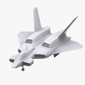 gundam federation flymanta 3D model