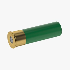 3D bullet ammo