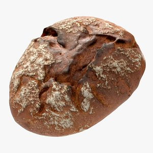Wheat and Rye Mixed Bread model
