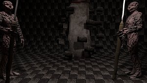 3D AnimDonuTtEnv