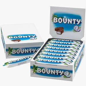 3D model box bounty