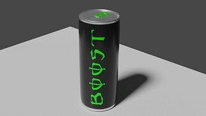 energy 3D model