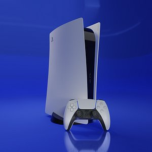 3D sony playstation 5