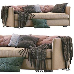 3D Sofa FIGI ISOLOTTO