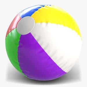 beach ball 2 3d 3ds