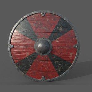 Medieval Shield model