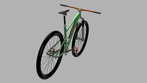 Santa Cruz Cycle 3D