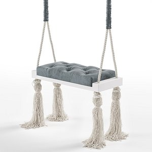 3D swing indoor