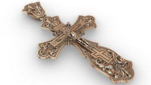 jewelry gold 3D model