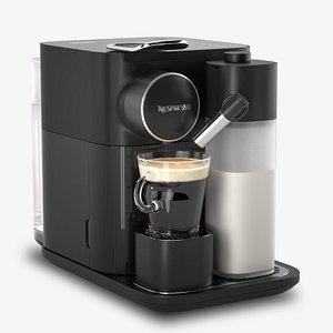 nespresso gran lattissima espresso 3D model