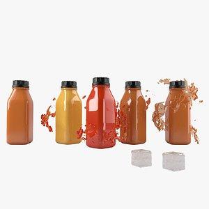 Juice Bottle model