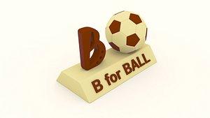 b ball model
