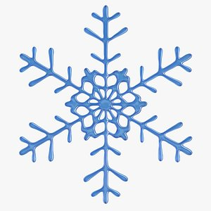 Snow Flake 4 model
