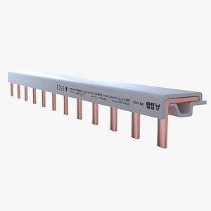pin contact 3D