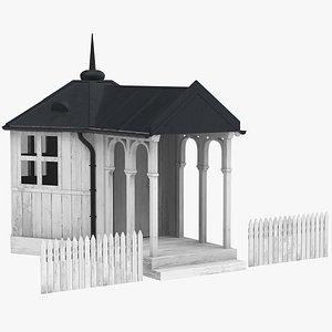 Small Chapel 3D model