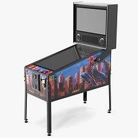 Classic Arcade Virtual Pinball Machine