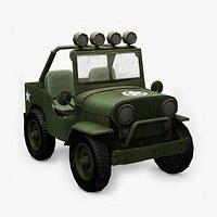 Jeep toon