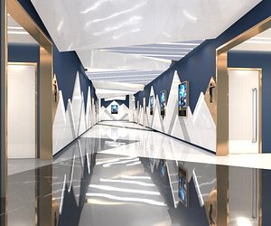Cinema Corridor 3D