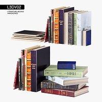 L3DV02G05 - books set