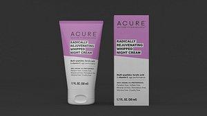 Acure Night Cream 3D