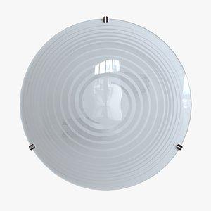 3D model Wall light Print Helix