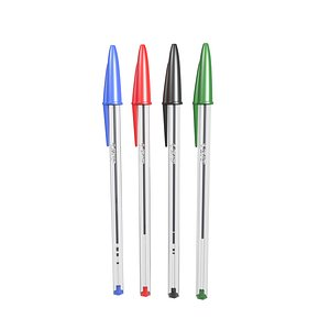 Bic pens 3D model
