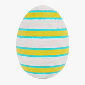 easter egg 1 3D model