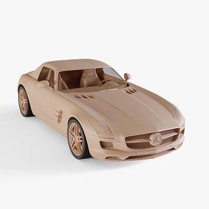 2011 Mercedes-Benz S-class 3D model