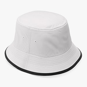 bucket hat sail 3D