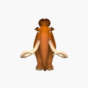 Manny 3D model