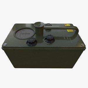 3D Geiger Counter
