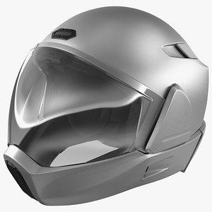 3D CrossHelmet X1 Smart Motorcycle Helmet model