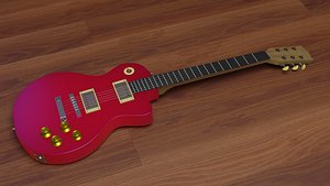 guitar electric model
