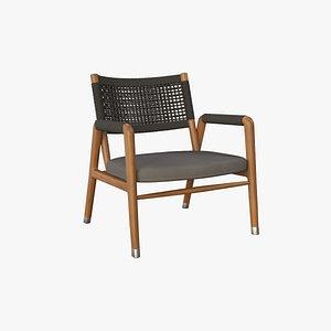 Ortiga Chair V2 model
