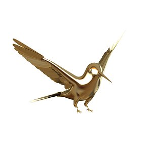 3D Hummingbird print