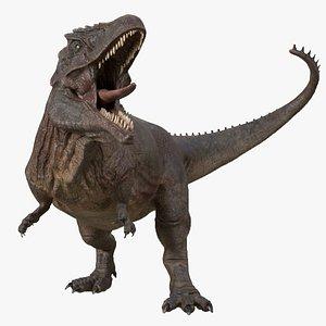 Hybrid Giganotosaurus MAya UE - UNITY 3D model