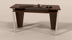 table keyboard headphones model