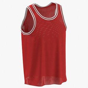 3D jersey basketball 02