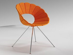 sandler seating flower chair 3D