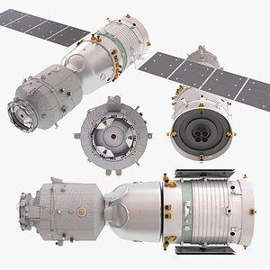 3D Shenzhou 12 13 14